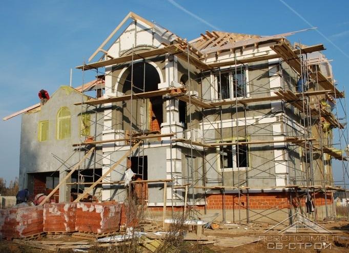 Сметы и цены на строительство каменных коттеджей