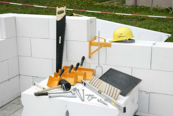 Дома из пеноблоков: строительство коттеджей из пеноблоков и